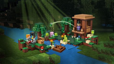 Sale Lego 21133 Minecraft The Witch Hut Official Lego Malaysia 21133 Lego 174 Minecraft The Witch