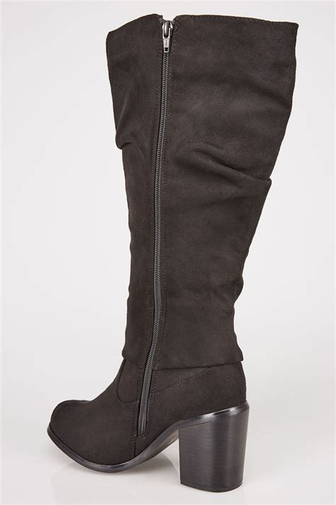 Boots Gift Cards Terms And Conditions - bottes aux genoux 224 talons en su 233 dine ruch 233 e noires en largeur eee