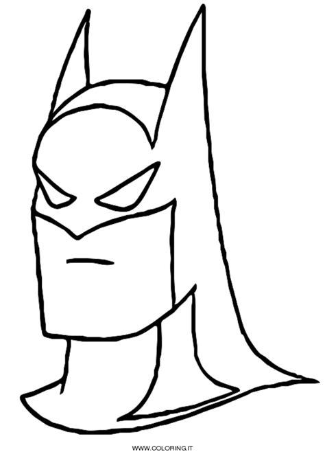 batman disegni da colorare coloring