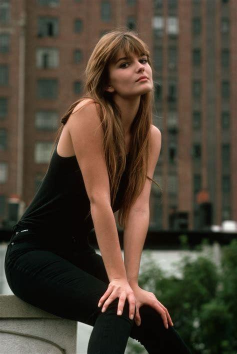 258 best Paulina Porizkova images on Pinterest   Paulina