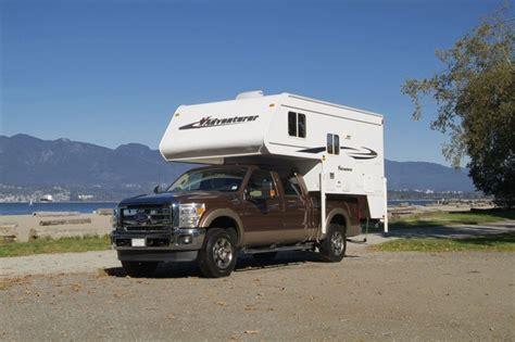 Motorhome Floor Plans by Rentals Truck Camper Fraserway Rv