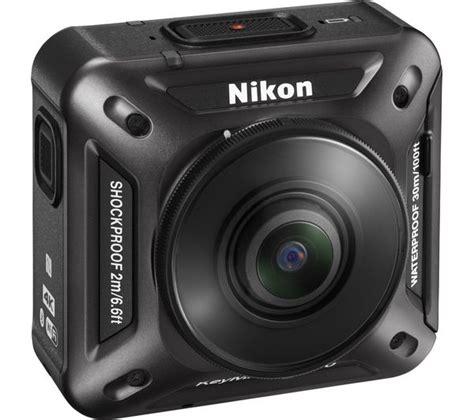 nikon 4k nikon keymission 360 4k ultra hd camcorder black
