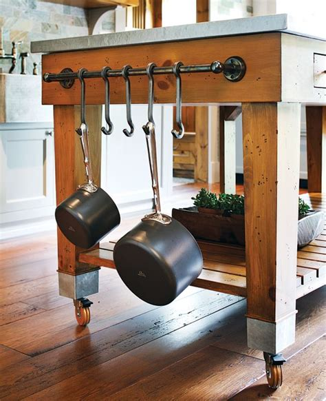 Kitchen Island Hanging Pots 25 Best Ideas About Pot Rack Hanging On
