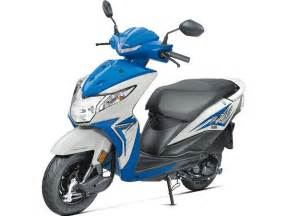 honda launches the 2017 dio with bs iv engine in india