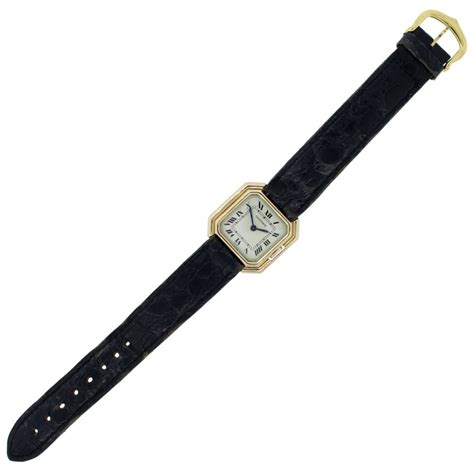 Cartier Leather cartier watches with leather