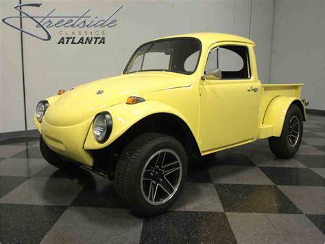 baja volkswagen beetle 1970 volkswagen baja beetle truck for sale classiccars