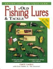 Old Fishing Lures Tackle Identification And Value Price