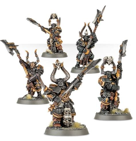 werkstatt chaos chosen warrior warriors of the gods wdg