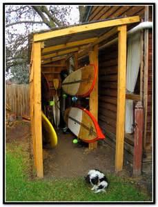 outdoor kayak storage shed home design ideas