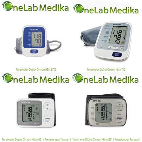 Tensimeter Digital Jakarta omron digital tensimeter bintaro onelab medika