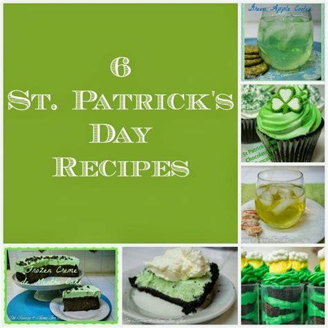 6 st patricks day recipes march