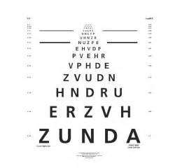 home eye test hamilton veale logmar distance vision zunda chart eye
