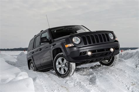 Jeep Patriot 2016 Jeep Renegade Compass And Patriot Updated For 2016