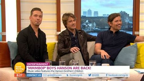 Shocker Is Own Fan by As If These Are The Same Hanson Shock Gmb Fans