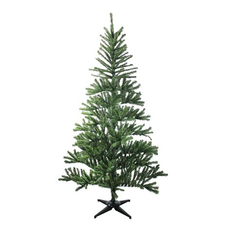 7 canadian pine artificial christmas tree unlit hope