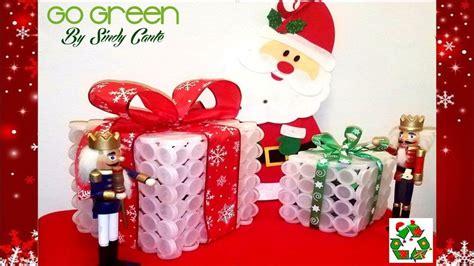 imagenes de santa claus reciclado 161 11 manualidades para navidad con reciclaje que tienes que