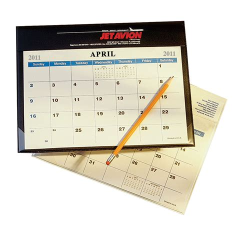small desk calendar custom branded calendars custom
