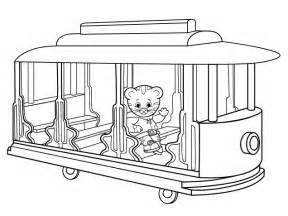 daniel tiger coloring book daniel tiger coloring pages owl coloring pages