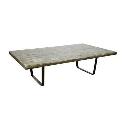 Rustic Grey Coffee Table Rustic Gray Coffee Table Madera Home Touch Of Modern