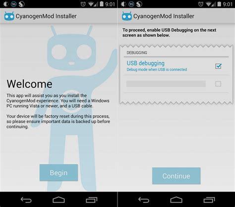 dispositivos cyanogenmod cyanogenmod ahora se puede bajar desde google play unocero