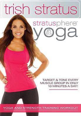 trish stratus special move trish stratus stratusphere yoga 30306710990 dvd