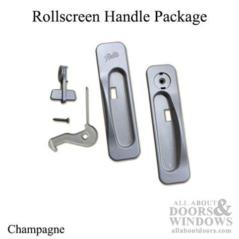 Pella Patio Door Hardware 100 Pella Designer Series Patio Door Rolscreen Handle For R Patio Door Image Of Andersen 3