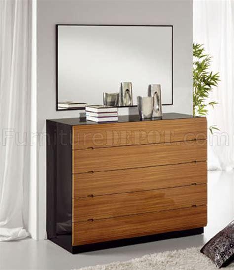 bedroom furniture modern bedrooms sal composition king two tone natural oak black high gloss finish modern bedroom
