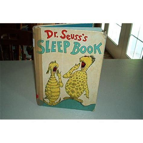 0008240051 dr seuss s sleep book dr seuss s sleep book 1131819