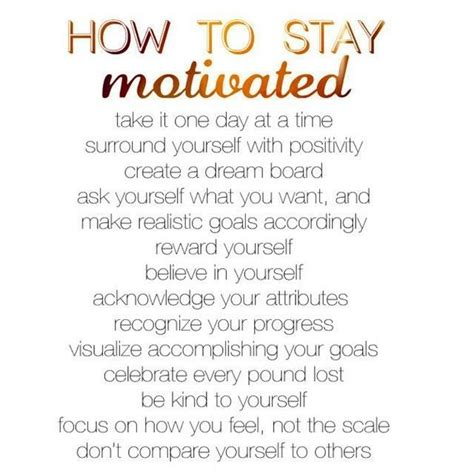 how to a to stay with you how to stay motivated pictures photos and images for