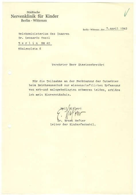 Offer Letter German Ww2 Concentration C Kl Original Items Ww2 Letter Sent To The Prominent