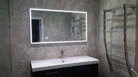 bathroom mirror with lights around it bathroom bathroom vanity mirror with ligh border hanging