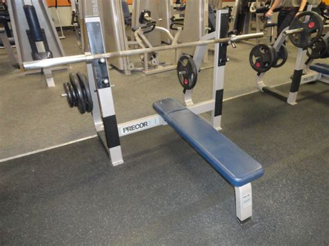 used bench press equipment midwest used fitness equipment precor icarian olympic