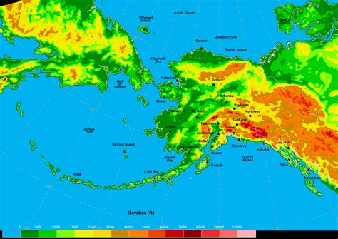 us weather map alaska wpc s alaska extended forecast discussion