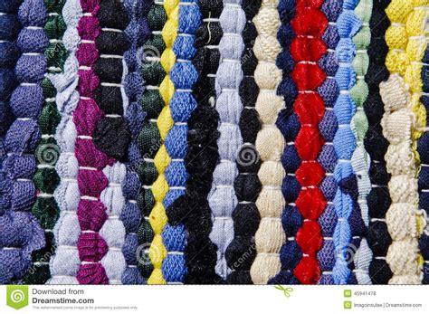 billiger teppich teppich farbigen lappen stockfoto bild 45941478