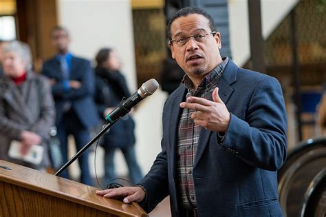 who is keith ellison 6 power line keith ellison takes on health care a maximum wage and