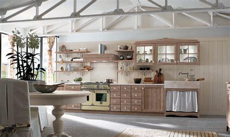 Landhausküche by Wohnzimmer Shabby Style
