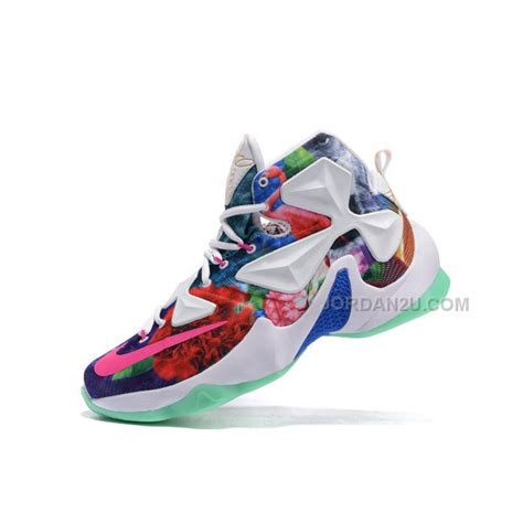 nike lebron shoes for nike lebron 13 25k customize for sale price 105 00