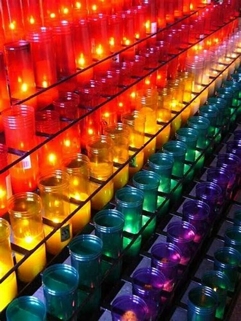 colorful candles 68 best images about colorful candles on