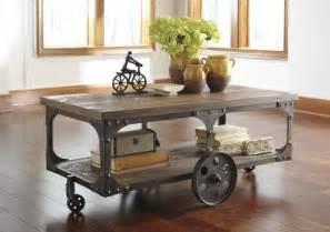vintage coffee table at menards 174