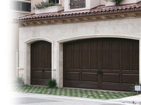 wood panel garage doors raised panel wooden garage doors southern california