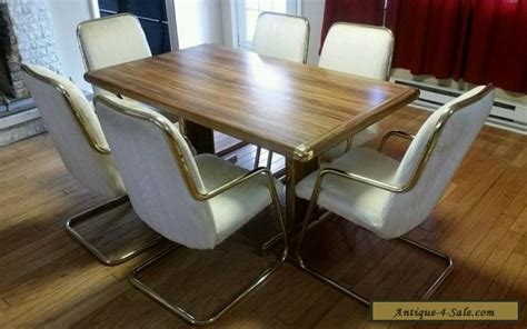modern dining table for sale vintage brass mid century modern dining table milo