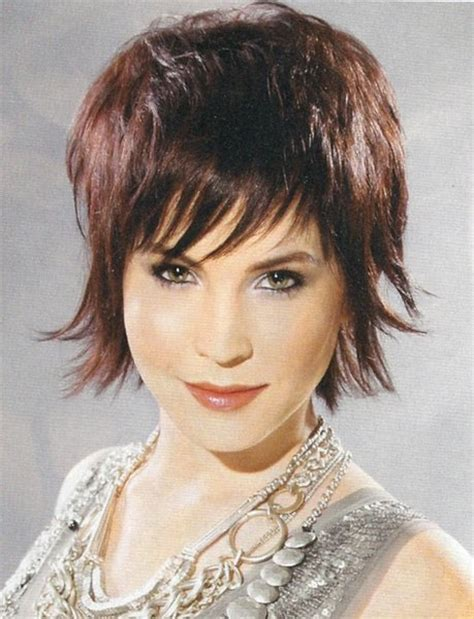 flip for thin hair hairstyle short flip up hairstyles pictures