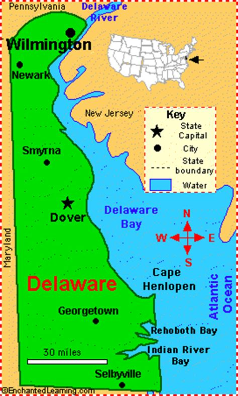 us map wilmington delaware delaware archives brookston bulletin