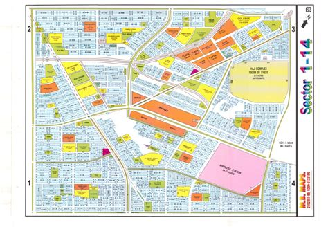 Houses Plans For Sale 7 marla residential plot for sale in sector i 14 4 islamabad