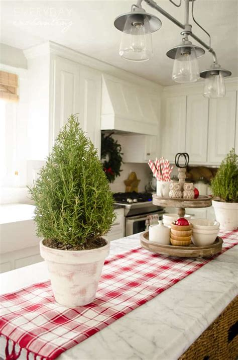 adorning with a classic farmhouse inspiration decorations tree holiday housewalk 2015 classic and rustic christmas