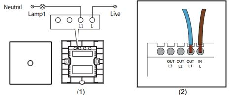 2 dimmer switch wiring diagram uk efcaviation
