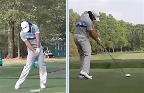 golf swing impact position jason day golf swing analysis consistentgolf com