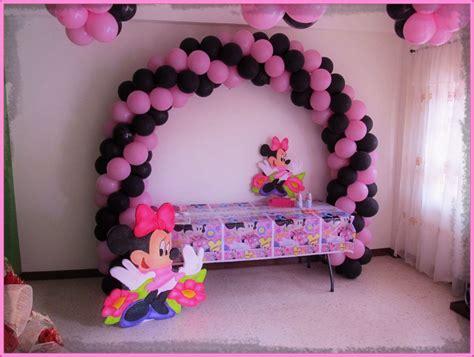 decoracion de minnie decoracion minnie bebe cebril