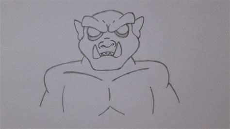 imagenes de monstruos faciles para dibujar c 243 mo dibujar un ogro youtube