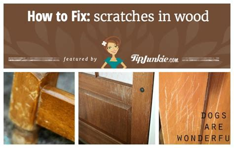 9 how to fix scratches in wood furniture tip junkie